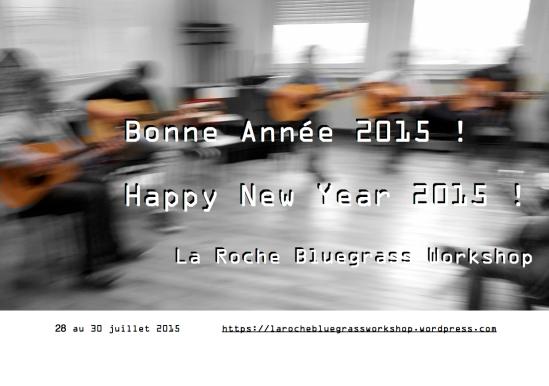 Carte Vœux 2015